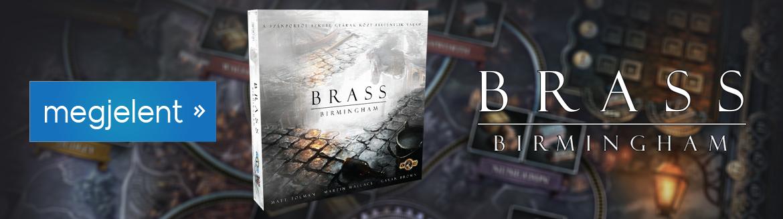 Megjelent a várva-várt Brass: Birmingham