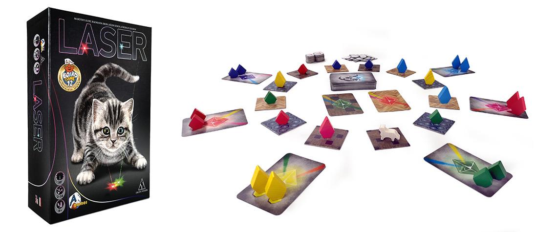 Delta Vision kiadó társasjátékok, újdonságok