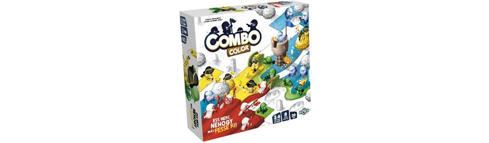 Combo Color társasjáték