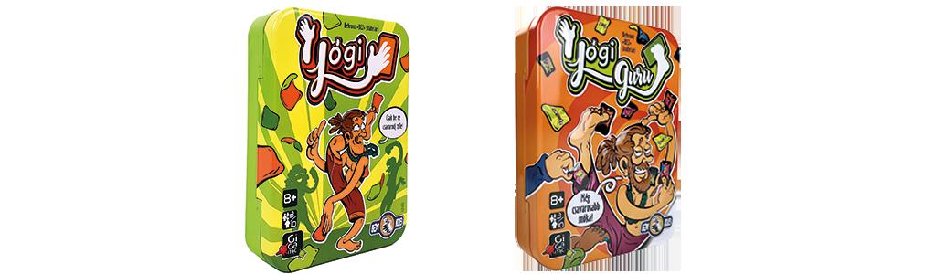 Jógi Guru társasjáték