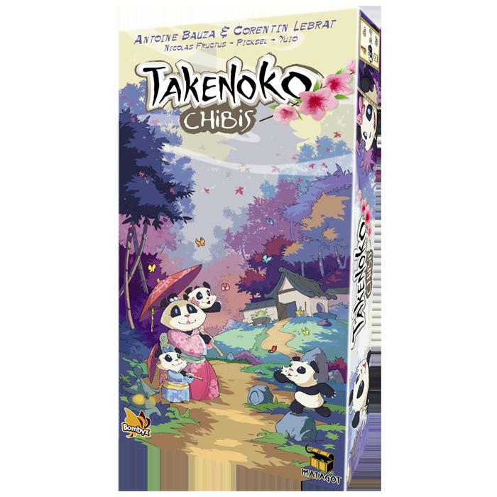 Takenoko - Chibis magyarul