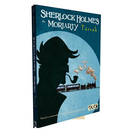 Sherlock Holmes és Moriarty - Társak képregényes kaland játék