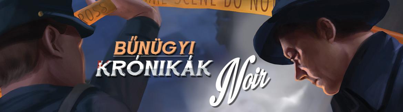 Bűnügyi Krónikák: Noir társasjáték kiegészítő
