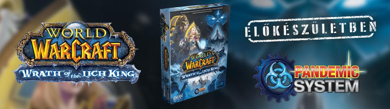 World of Warcraft: Wraith of the Lich King társasjáték