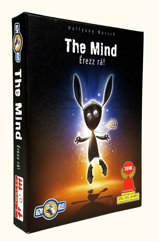 The mind: Érezz rá!