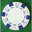 Póker zseton készlet, Dice 300db - 620905