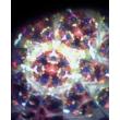 101578 Kaleidoszkóp varázsbottal, nyakba akasztóval,10cm