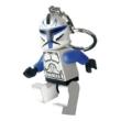 Lego világító kulcstartó Star Wars Rex