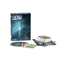 EXIT 8.-Az elsüllyedt kincs