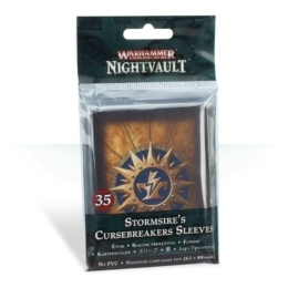 Nightvault: Stormsire's Cursebreakers Sleeves
