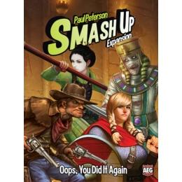 Smash Up: Oops You Did It Again? kiegészítő