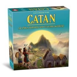 Catan: Az Inka birodalom felemelkedése