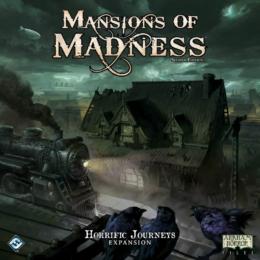 Mansions of Madness 2. kiadás - Horrific Journeys kiegészítő