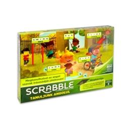 Scrabble: Tanuljunk angolul!