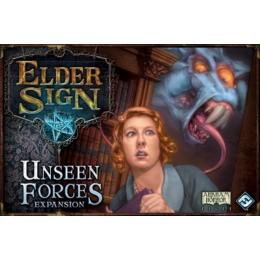 Elder Sign: Unseen Forces kiegészítő