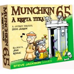 Munchkin 6.5 - A kripta titka