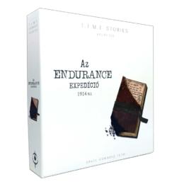 T.I.M.E Stories: Az Endurance expedíció