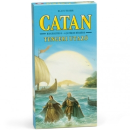 Catan tengeri utazó kiegészítő 5-6 főre