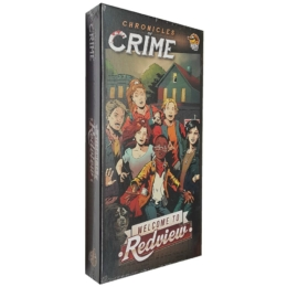 Chronicles of Crime: Welcome to Redview kiegészítő