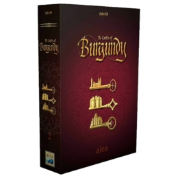 The Castles of Burgundy (2019-es kiadás)