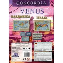 Concordia: Venus Balearica/Italia kiegészítő