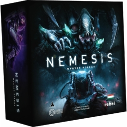 Nemesis (magyar kiadás)