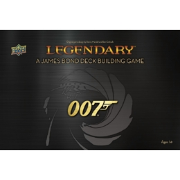 Legendary: A James Bond Deck Building Game