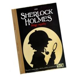 Sherlock Holmes - Négy rejtély