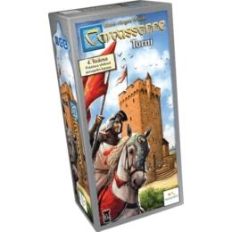 Carcassonne 4: The Tower (skandináv kiadás)