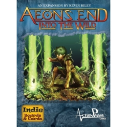Aeon's End: Into the Wild kiegészítő