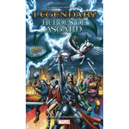 Legendary: Heroes of Asgard kiegészítő
