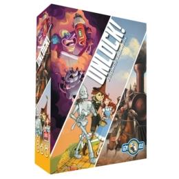Unlock 3 – Különös kalandok