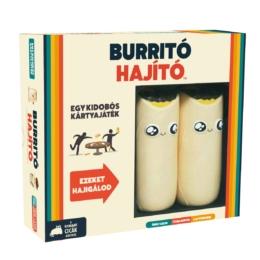 Burritóhajító