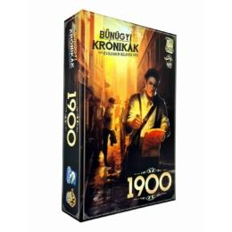 Bűnügyi krónikák: 1900
