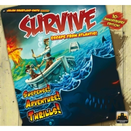 Survive! Escsape From Atlantis 30th