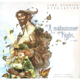 TIME Stories Revolution: A Midsummer Night
