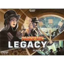 Pandemic: Legacy - Season 0