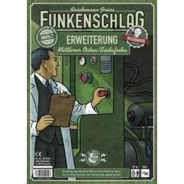 Funkenschlag (Power Grid) 12. kiegészítő - Közel-Kelet/Dél-Afrika