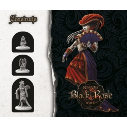 Black Rose Wars: Summonings - Constructs kiegészítő