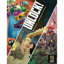 Unlock! 8 - Mythic Adventures
