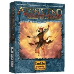Aeon's End: Return to Gravehold kiegészítő