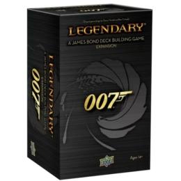 Legendary: A James Bond Deck Building Game Expansion