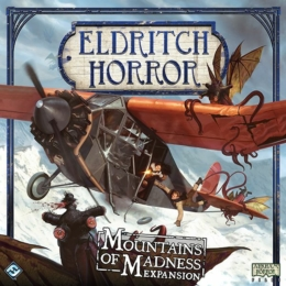 Eldritch Horror: Mountains of Madness kiegészítő