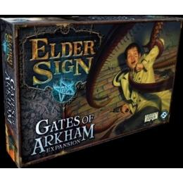 Elder Sign: Gates of Arkham kiegészítő