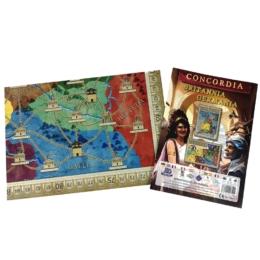 Concordia: Britannia és Germania kiegészítő
