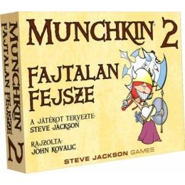 Munchkin 2 – Fajtalan Fejsze