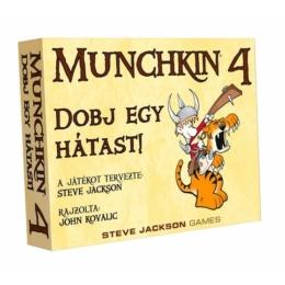 Munchkin 4 – Dobj egy hátast!