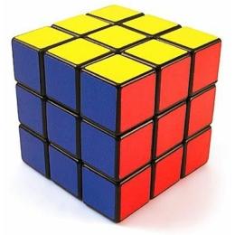 Rubik kocka 3x3X3 kék dobozos