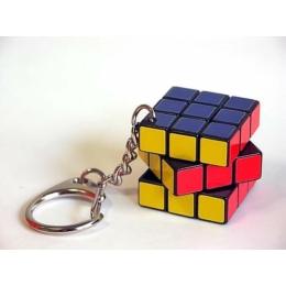 Rubik kulcstartó