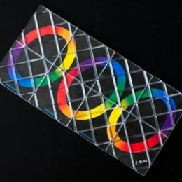 Rubik Karikavarázs - 8 elemű (Bűvös négyzetek)